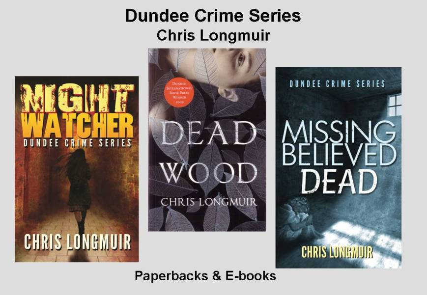 Dundee Crime Series 2